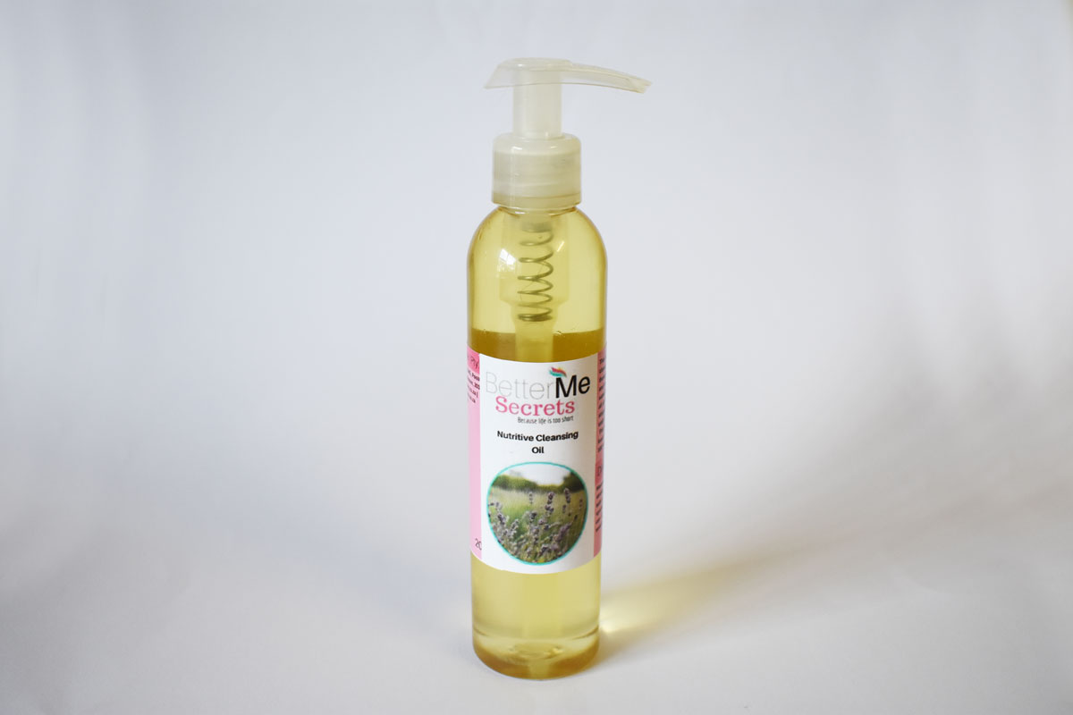 Nutritive Cleansing Oil